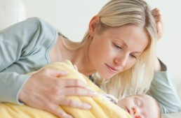 A csecsemők alvásigénye