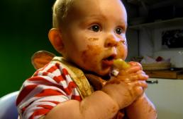 Receptek 4-6 hónapos babáknak