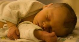 Újszülött alvás