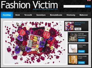Tóth Enikó Fashion Victim divat blog