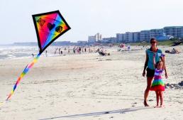 11 vidám elfoglaltság a családnak a tengerparton