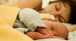 A baba altatása