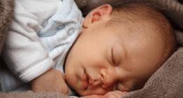 Miért nem alszik a csecsemő?